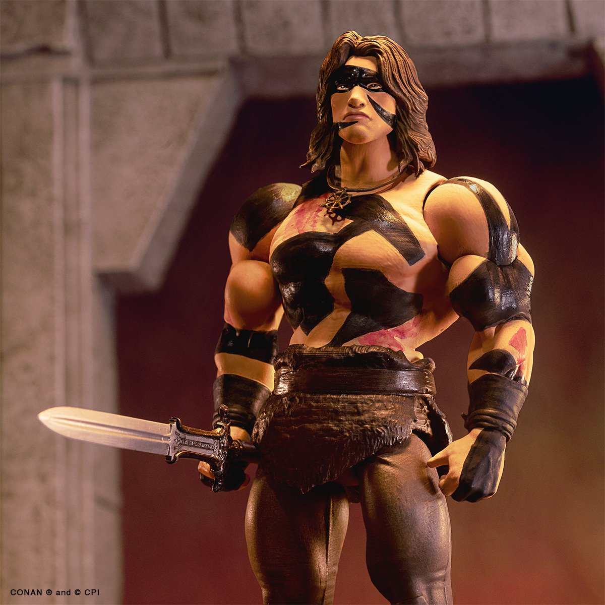 War Paint Conan