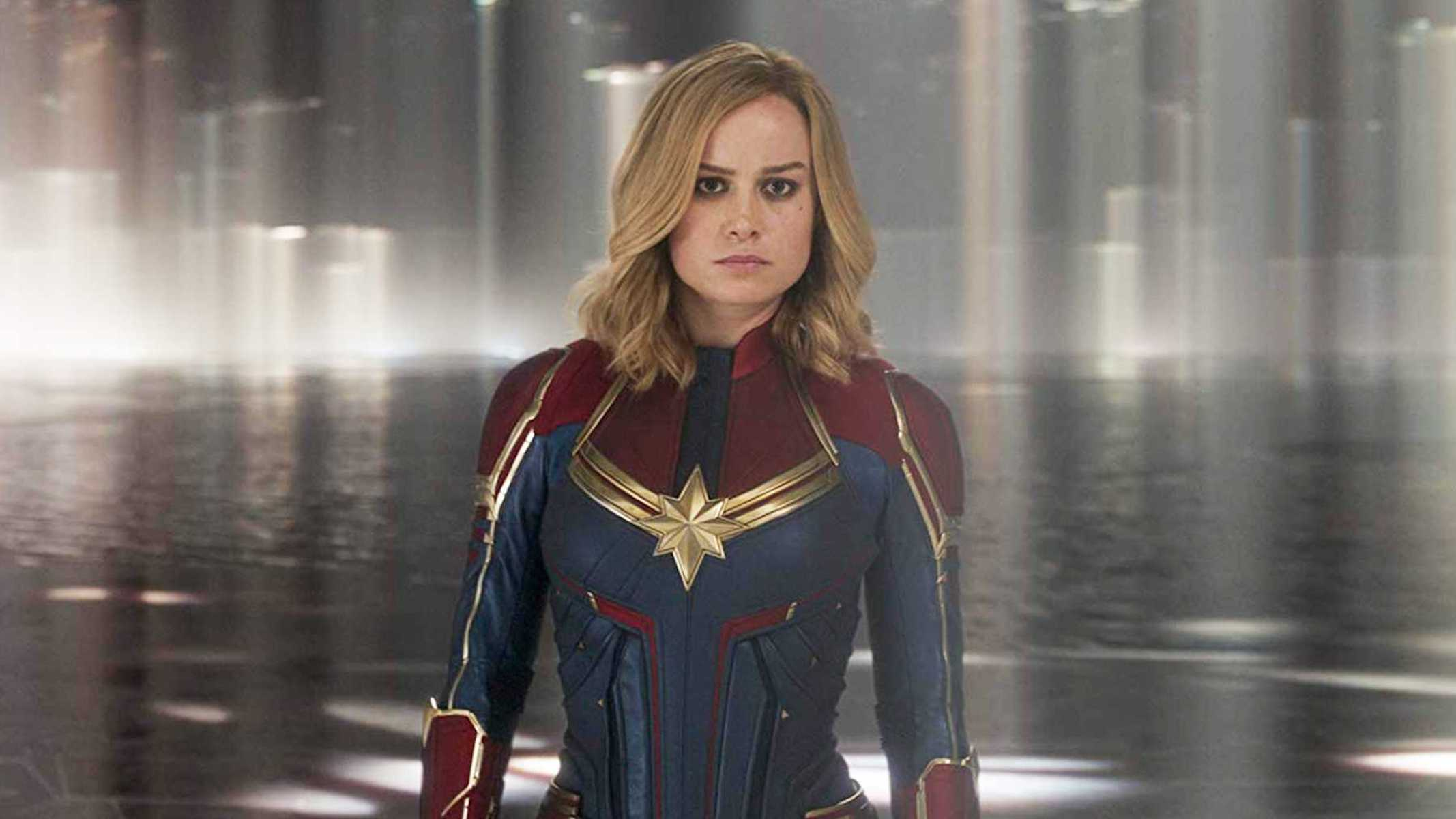 10. Captain Marvel
