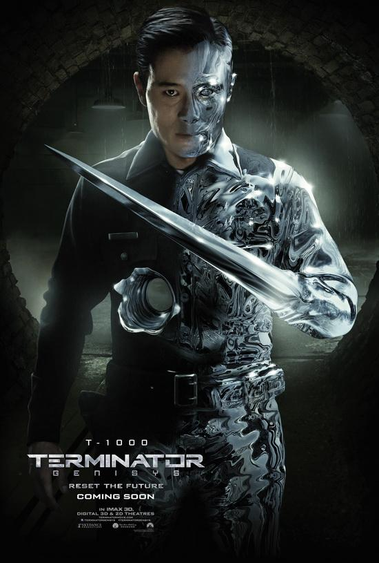 Arnold is Back in a New Motion Poster for Terminator ...