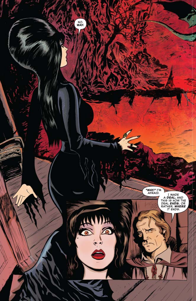 Elvira: Mistress of the Dark Vol. 2 Page 2