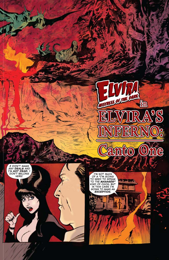Elvira: Mistress of the Dark Vol. 2 Page 3