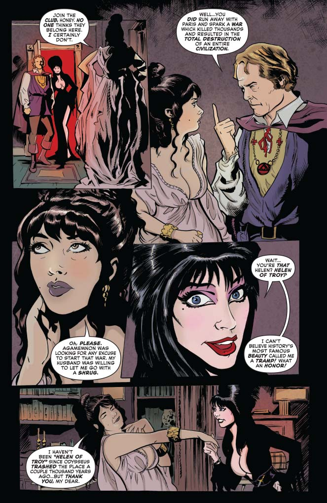 Elvira: Mistress of the Dark Vol. 2 Page 4
