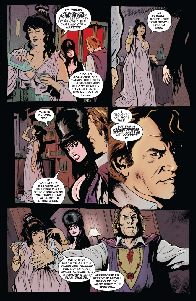 Elvira: Mistress of the Dark Vol. 2 Page 5