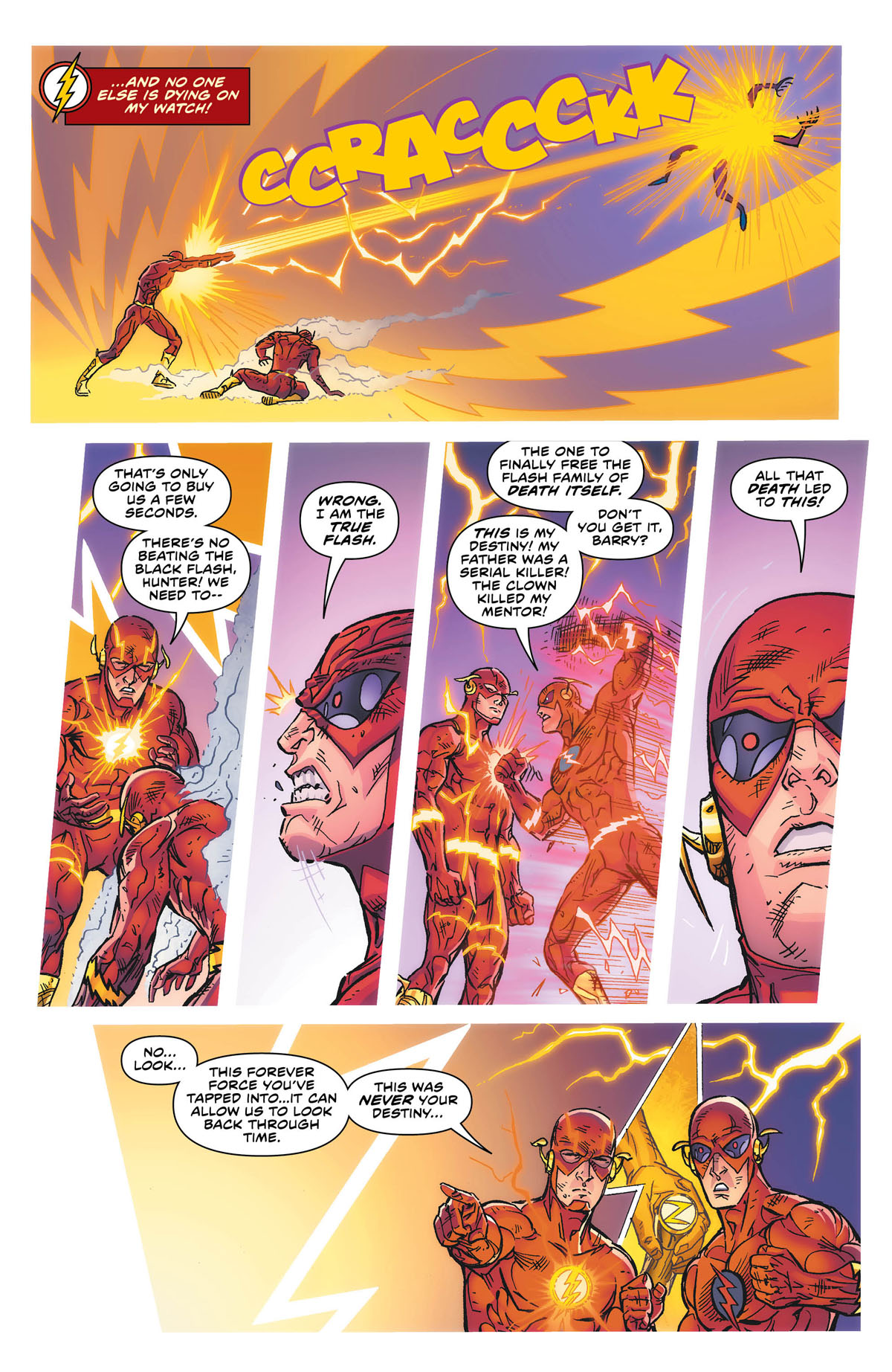 Exclusive Preview The Flash 81
