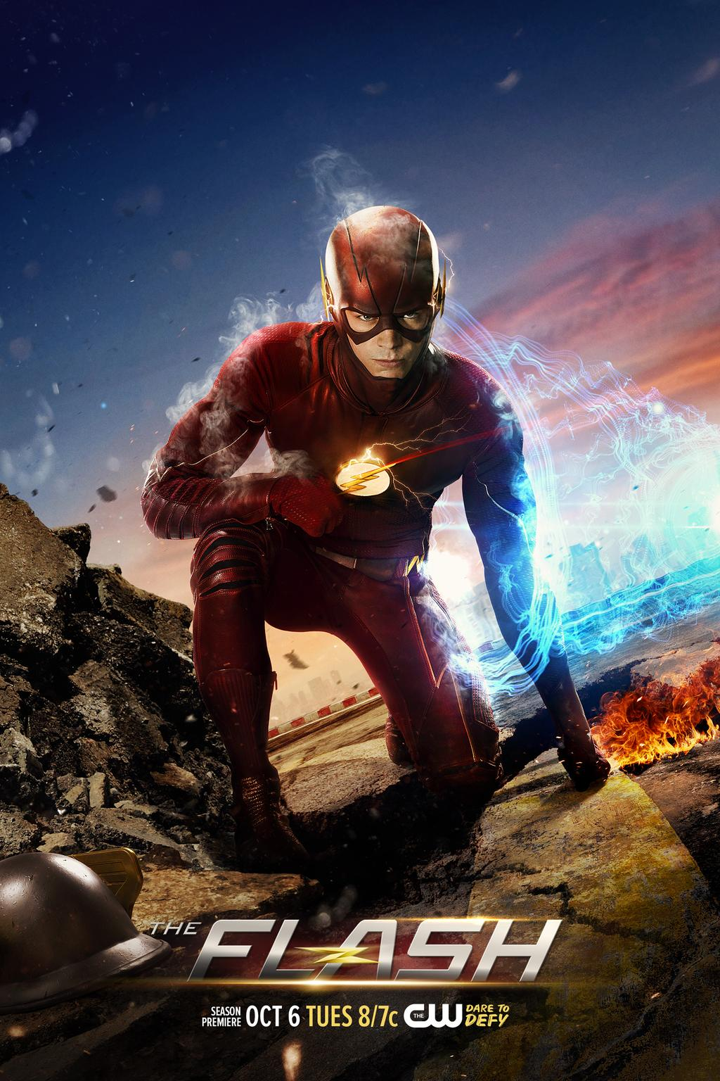 two more promos for the flash season 2 premiere superherohype