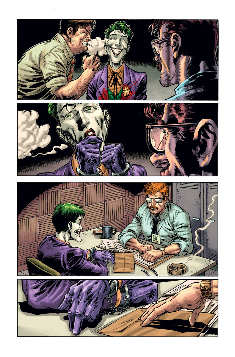The Joker Presents: A Puzzlebox #1 Page 2