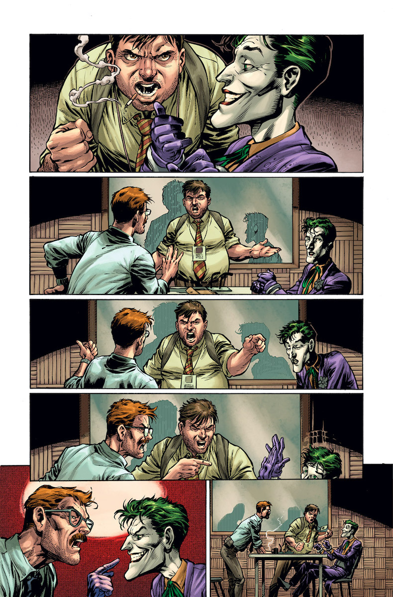 The Joker Presents: A Puzzlebox #1 Page 3