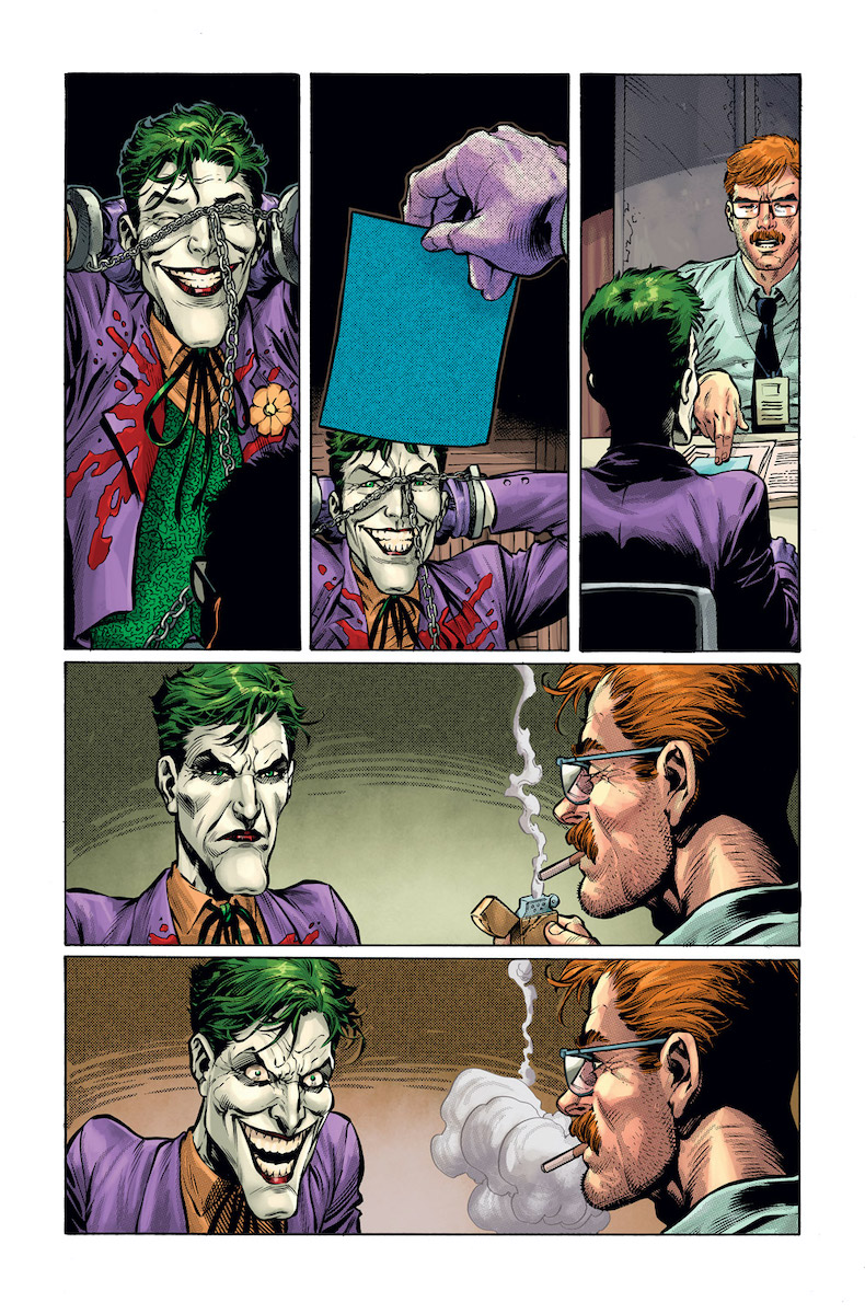 The Joker Presents: A Puzzlebox #1 Page 4