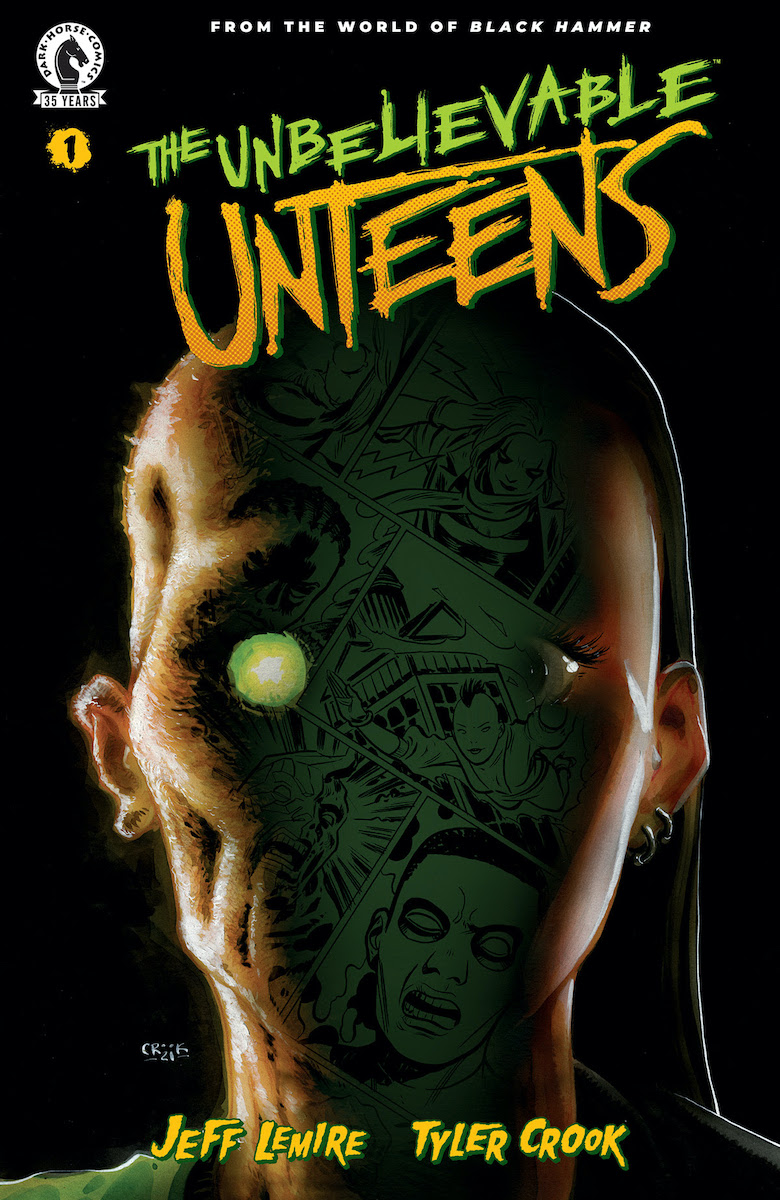 The Unbelievable Unteens #1 Main Cover