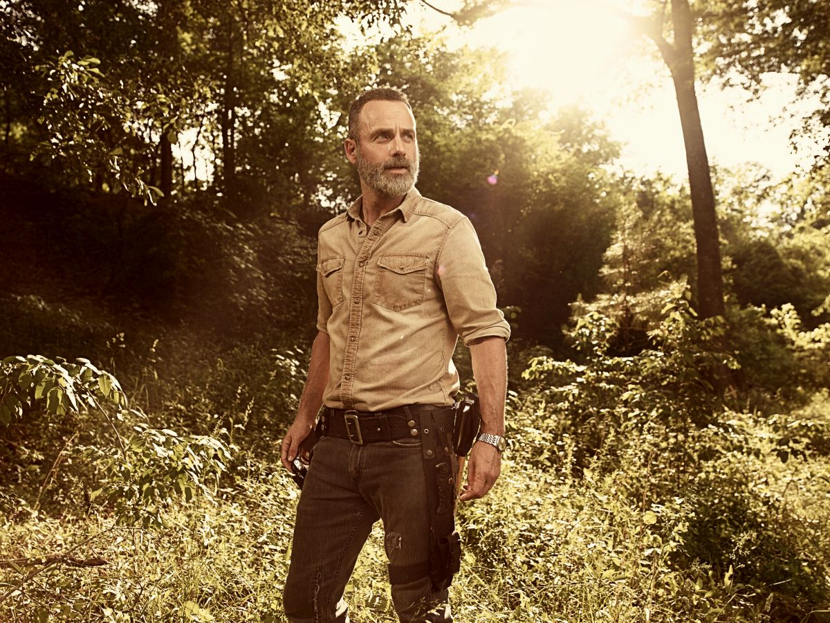 Andrew Lincoln as Rick Grimes- The Walking Dead _ Season 9, Gallery- Photo Credit: Victoria Will/AMC