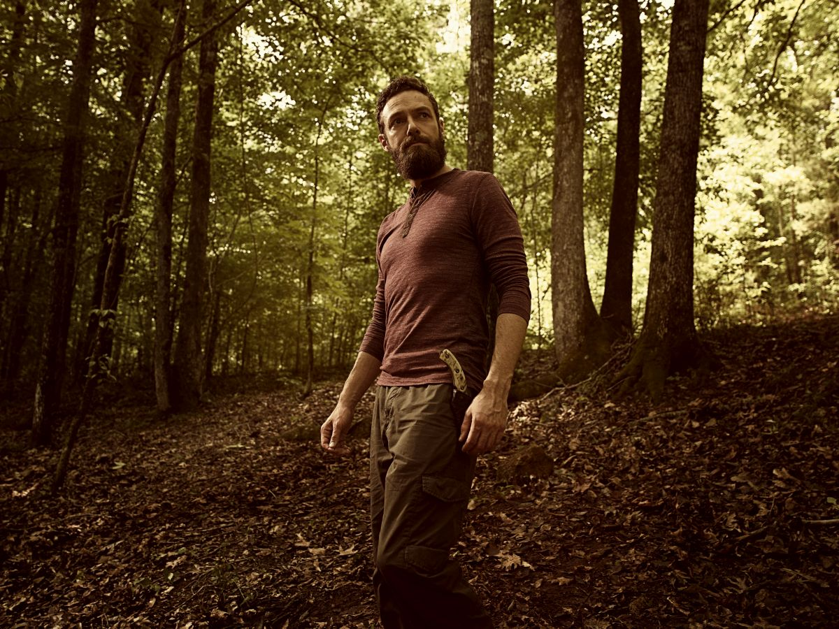 Ross Marquand as Aaron- The Walking Dead _ Season 9, Gallery- Photo Credit: Victoria Will/AMC