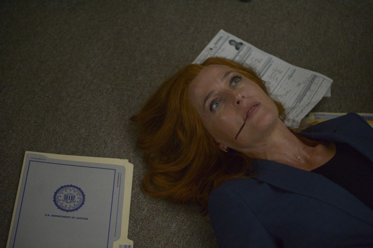 The X-Files 11.01