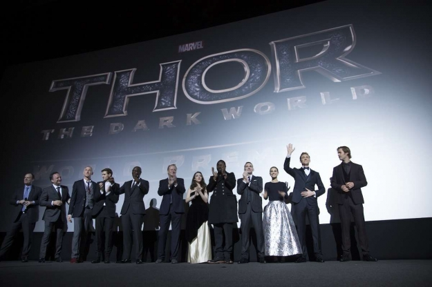 Thor: The Dark World London Premiere_3