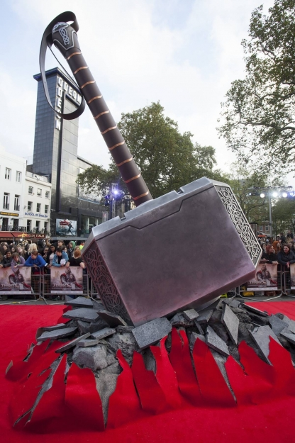 Thor: The Dark World London Premiere_9