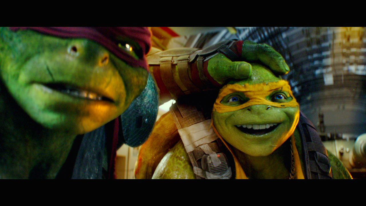 75 Screenshots from the Teenage Mutant Ninja Turtles: Out of the Shadows Trailer