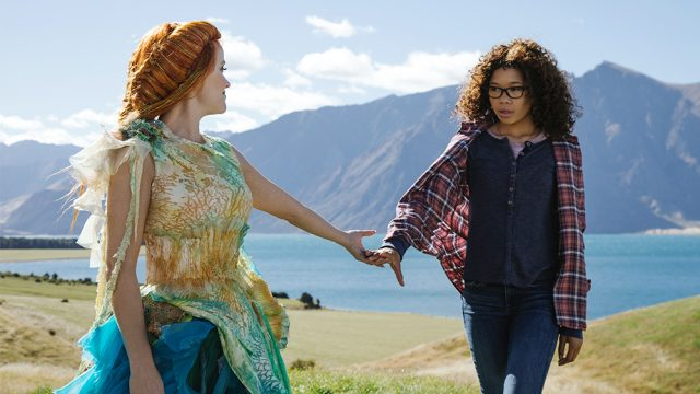 8. A Wrinkle In Time