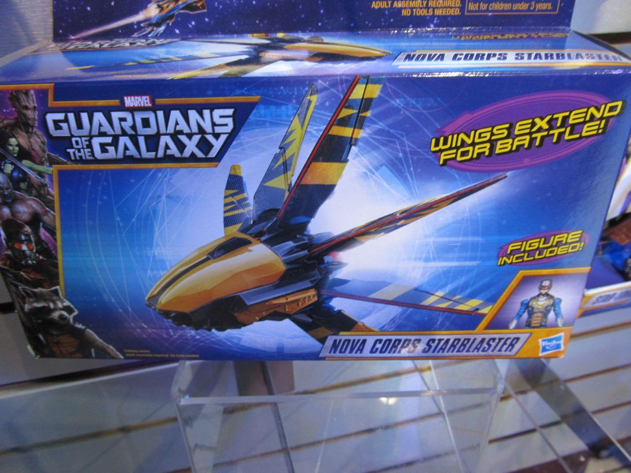More hasbro guardians of the galaxy toys superherohype for Galaxy toys