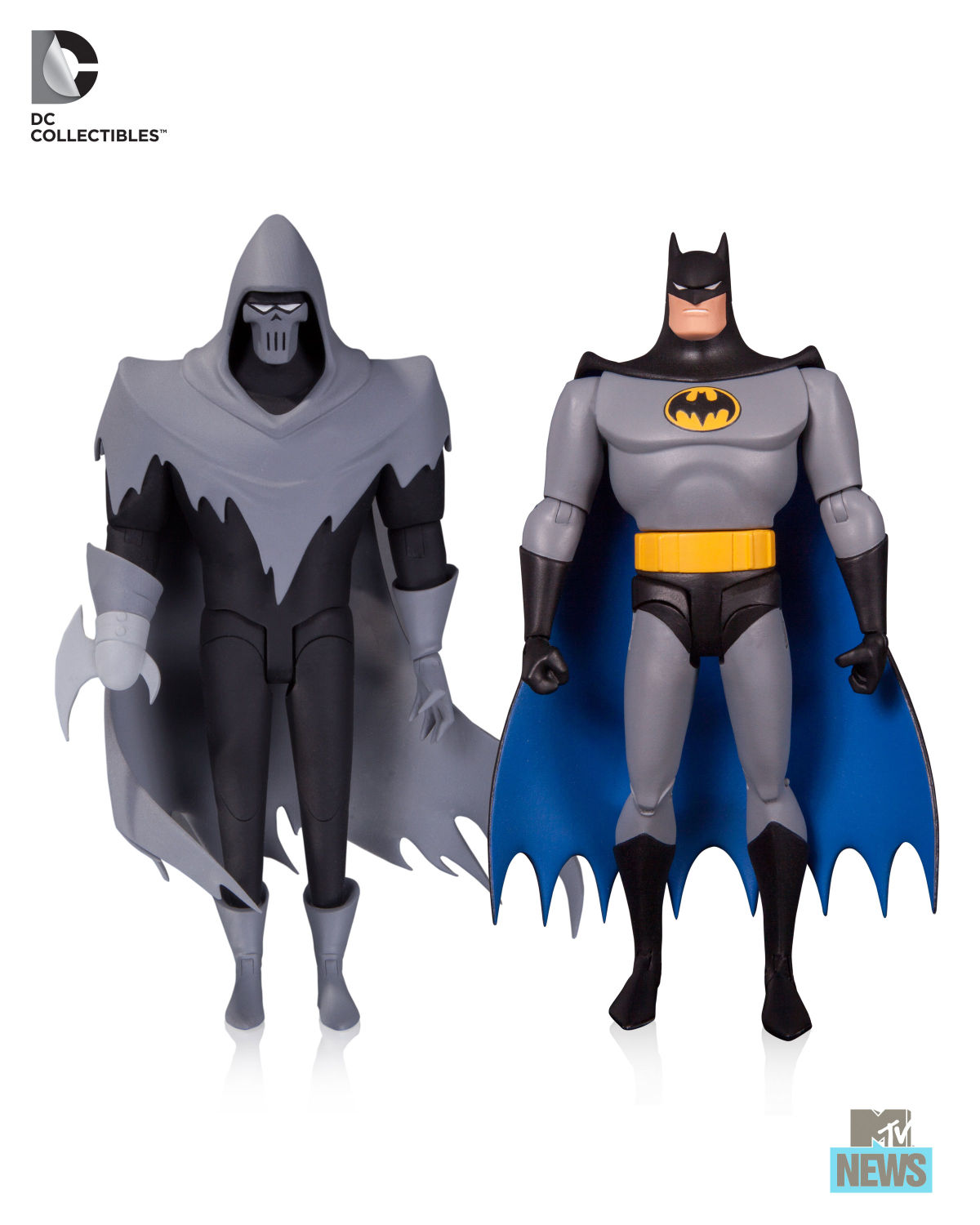 Toy Fair 2015 DC Collectibles