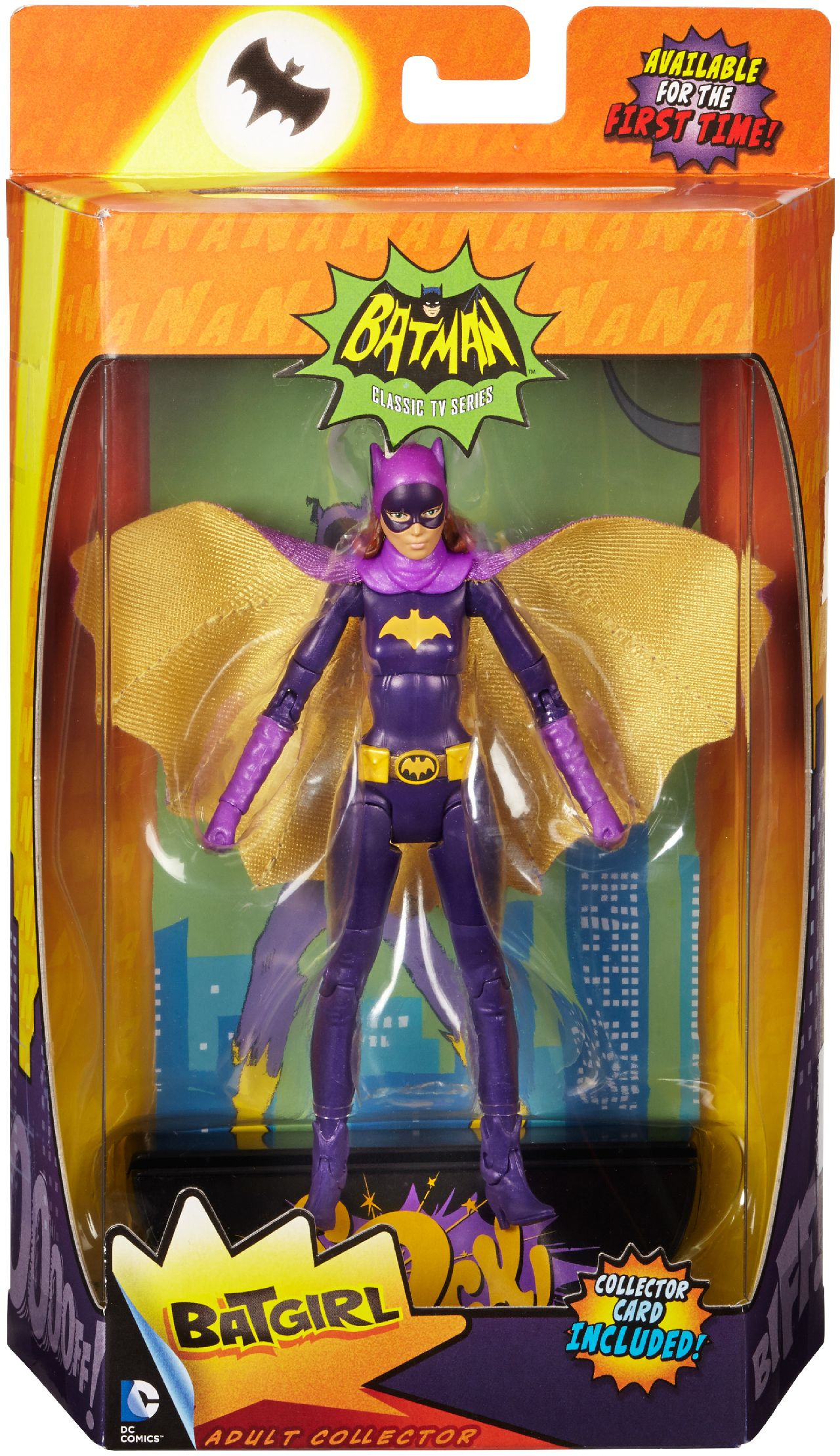 BATMAN Classic TV Series Batgirl from Mattel