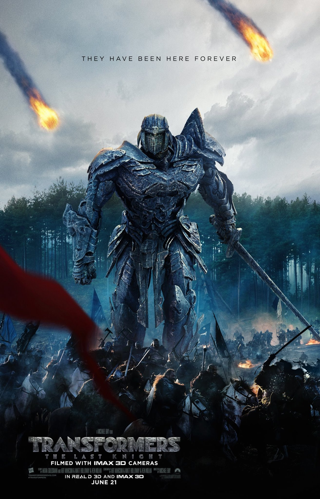 Transformers The Last Knight 2017 Watch Online