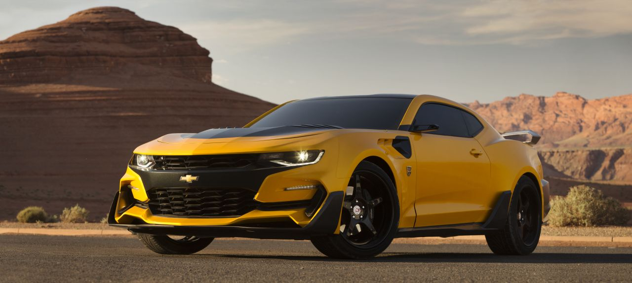Transformers: The Last Knight Bumblebee