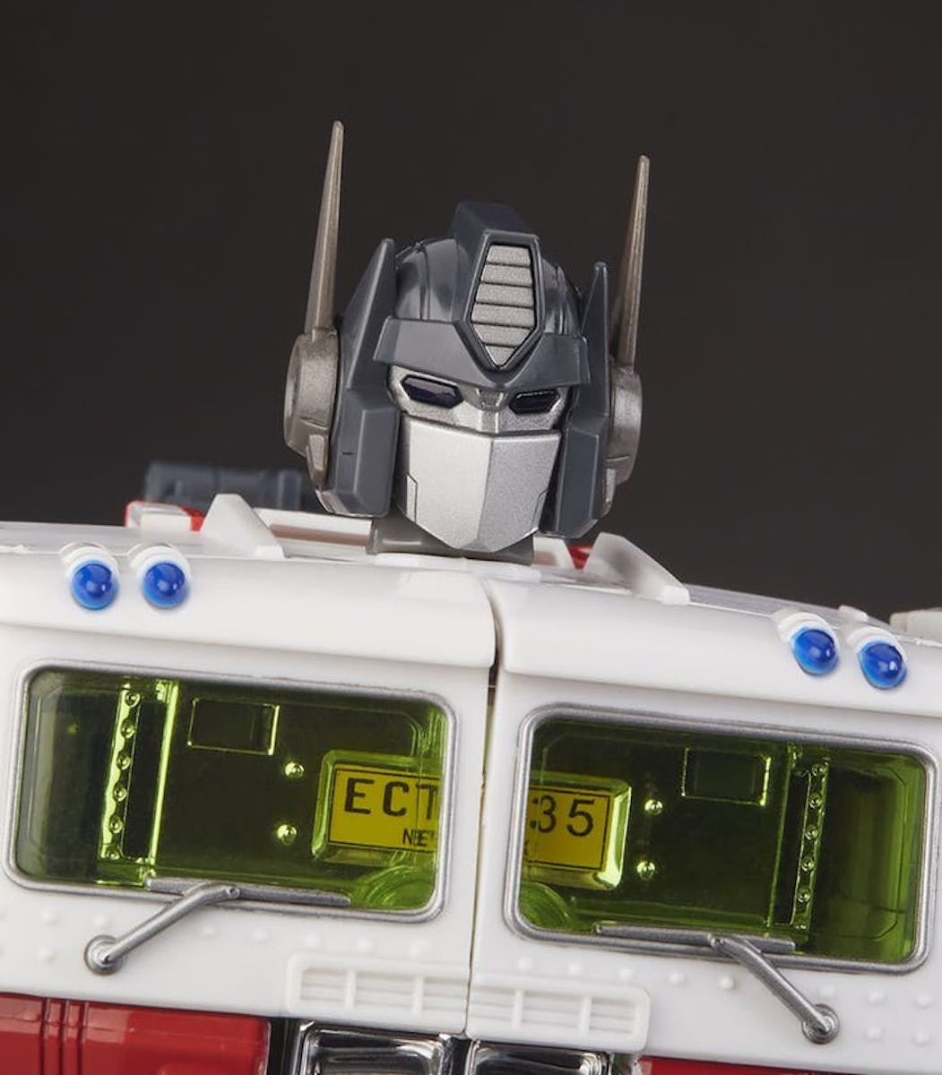 Ghostbusters x Transformers 1