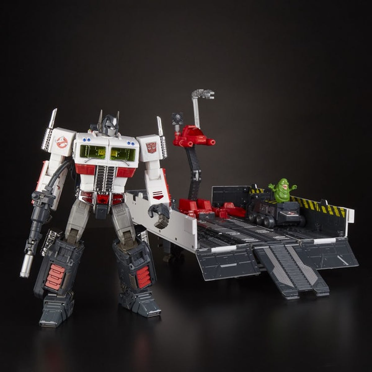 Ghostbusters x Transformers 3
