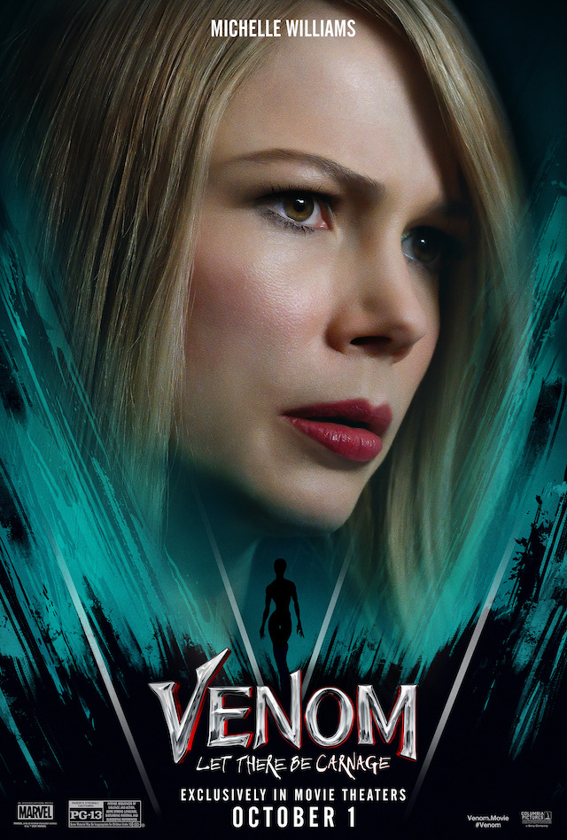 Michelle Williams as Anne Weying