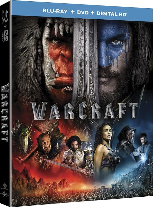 Universal Pictures Home Entertainment - Warcraft