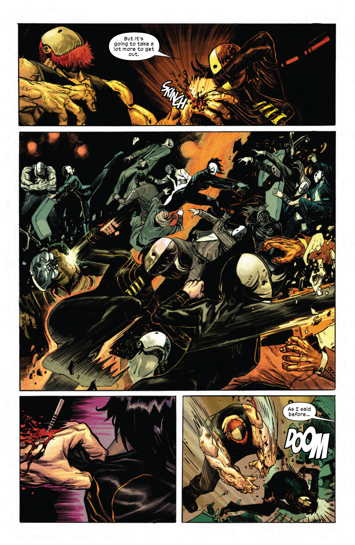 X-Force #1 page 4