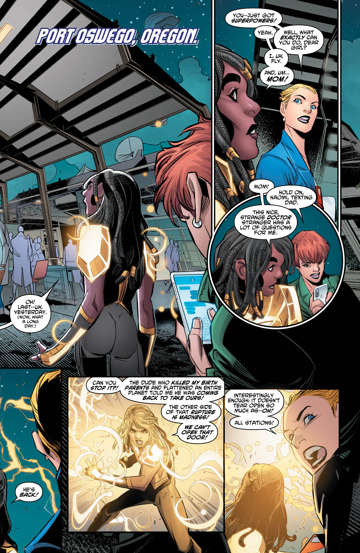 Young Justice #11 page 3
