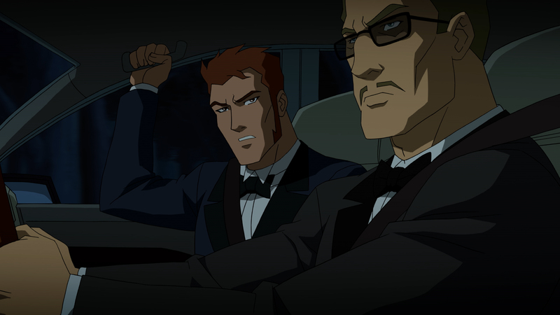 Young Justice: Outsiders Episode 3.02 - Royal We